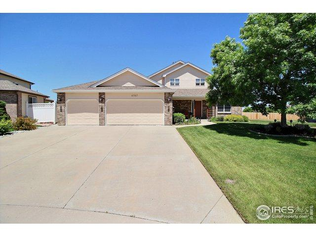 6707 23rd St, Greeley, CO 80634 (MLS #884831) :: 8z Real Estate