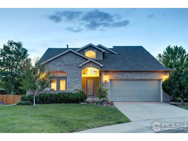831 W 126th Ct, Westminster, CO 80234 (MLS #884949) :: Kittle Real Estate