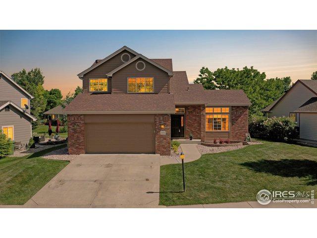 2634 Glendale Dr, Loveland, CO 80538 (MLS #884958) :: Hub Real Estate