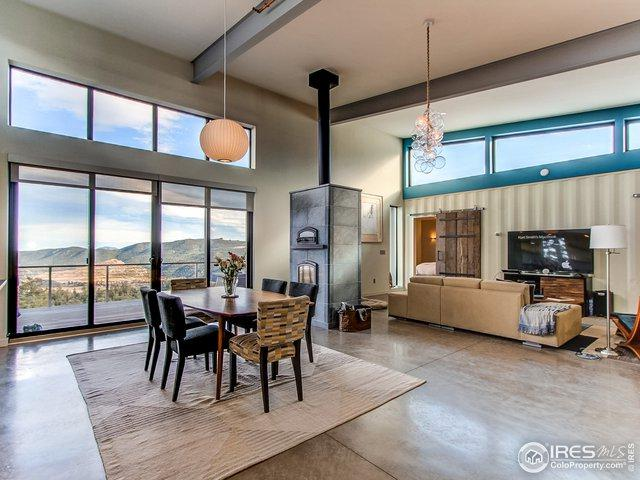 198 Sugarloaf Mountain Rd, Boulder, CO 80302 (MLS #885065) :: Kittle Real Estate