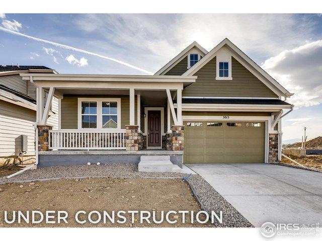 5016 Old Ranch Dr, Longmont, CO 80503 (MLS #885244) :: 8z Real Estate