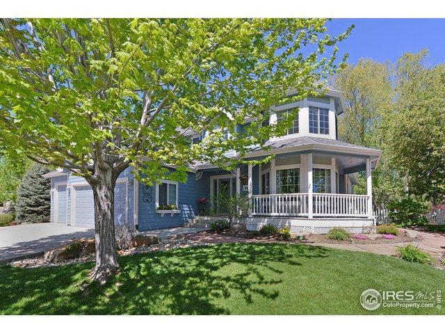 513 Cape Dory Dr, Loveland, CO 80537 (MLS #885264) :: 8z Real Estate