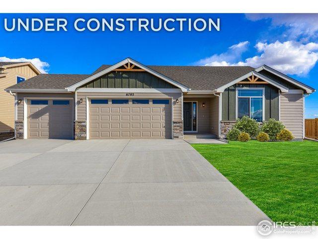 7157 Sage Meadows Dr, Wellington, CO 80549 (MLS #885386) :: Kittle Real Estate