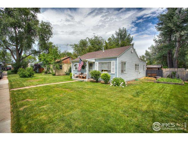 232 Lyons St, Fort Collins, CO 80521 (MLS #885523) :: Downtown Real Estate Partners