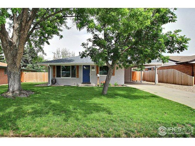 1426 24th Ave, Greeley, CO 80634 (MLS #885597) :: 8z Real Estate