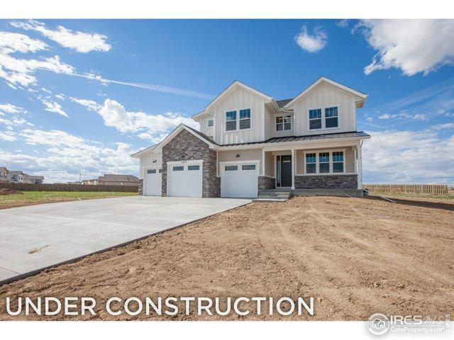 197 Sloane Lake Ct, Severance, CO 80550 (MLS #885685) :: Kittle Real Estate