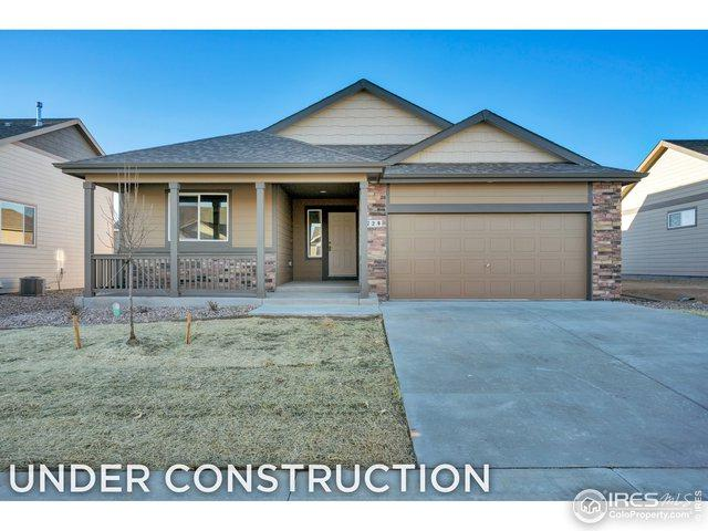 1347 84th Ave Ct, Greeley, CO 80634 (MLS #885760) :: 8z Real Estate