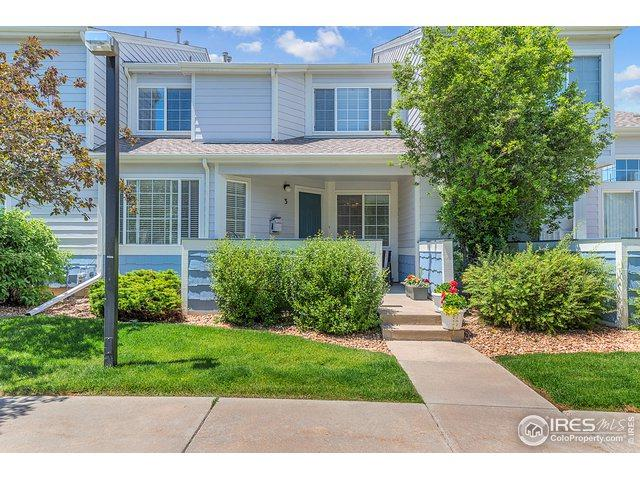 1419 Red Mountain Dr #3, Longmont, CO 80504 (#885812) :: The Dixon Group