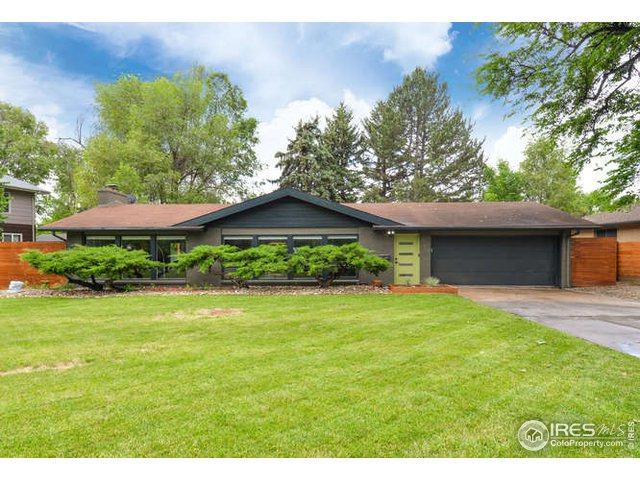 1505 W Mulberry St, Fort Collins, CO 80521 (MLS #885862) :: Downtown Real Estate Partners