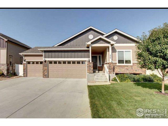 1808 Ruddlesway, Windsor, CO 80550 (MLS #886030) :: Kittle Real Estate