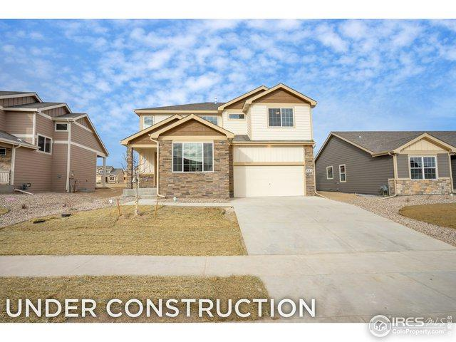 1327 84th Ave Ct, Greeley, CO 80634 (MLS #886110) :: 8z Real Estate