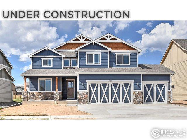 6865 Sage Meadows Dr, Wellington, CO 80549 (MLS #886128) :: Kittle Real Estate