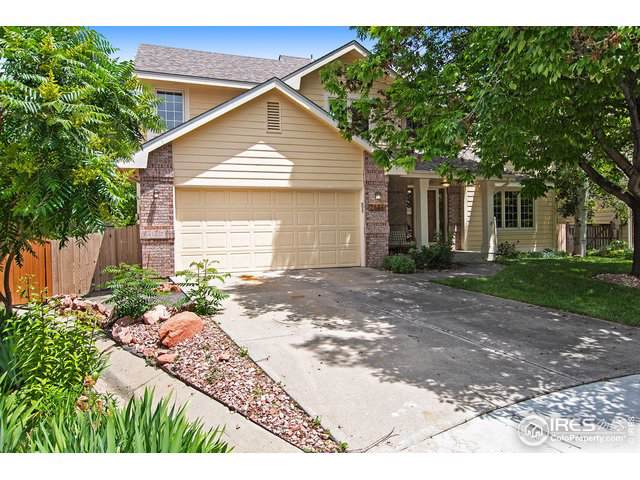 2436 Cochetopa Ct, Fort Collins, CO 80525 (MLS #886744) :: June's Team