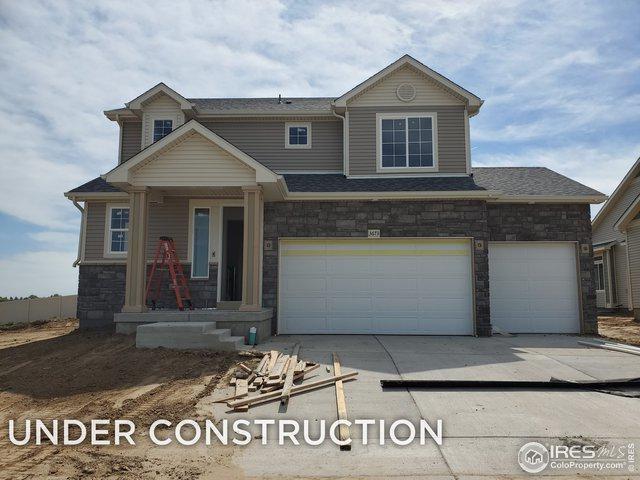 3673 Crestwood Ln, Johnstown, CO 80534 (MLS #886803) :: Kittle Real Estate