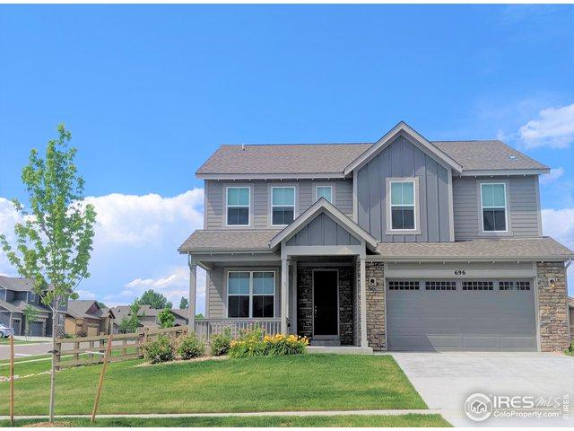 696 Great Basin Ct, Berthoud, CO 80513 (MLS #886818) :: Kittle Real Estate