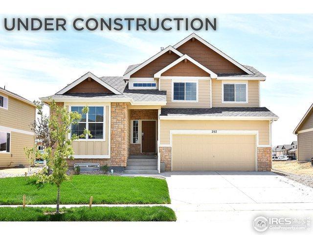 809 Mt Sneffels Ave, Severance, CO 80550 (MLS #886903) :: Kittle Real Estate