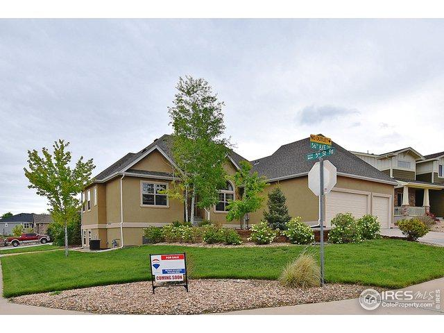 500 56th Ave, Greeley, CO 80634 (MLS #886945) :: Kittle Real Estate