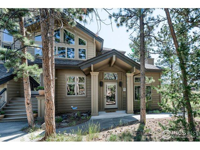 118 Ponderosa Ct #3, Red Feather Lakes, CO 80545 (MLS #887011) :: June's Team