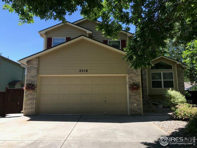 2516 Mary Beth Dr, Loveland, CO 80537 (MLS #887087) :: J2 Real Estate Group at Remax Alliance