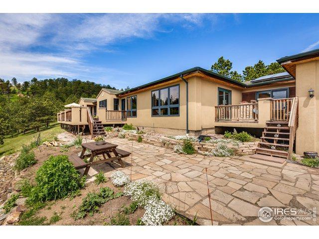 240 Dixon Rd, Boulder, CO 80302 (MLS #887105) :: Windermere Real Estate