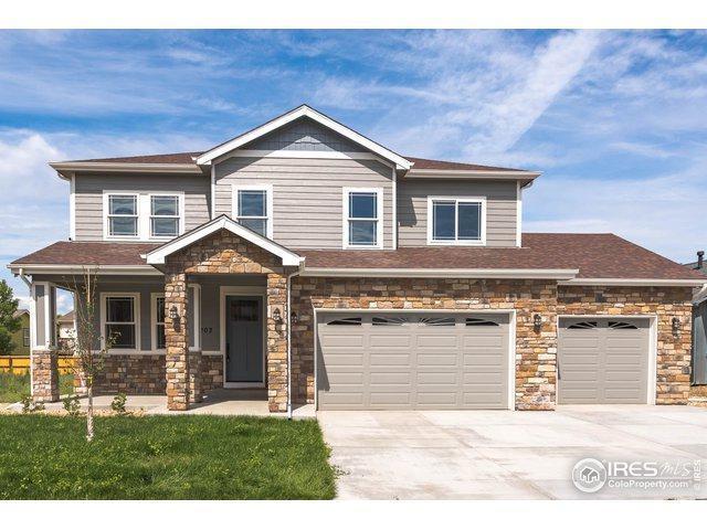 203 Pinyon St, Frederick, CO 80530 (#887332) :: James Crocker Team