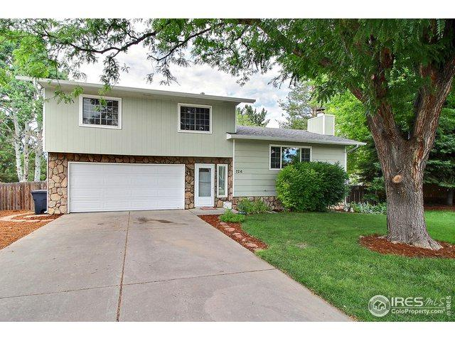 726 41st Ave, Greeley, CO 80634 (MLS #887408) :: Kittle Real Estate