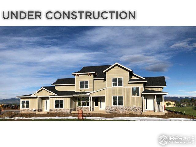 3313 Green Lake Dr #1, Fort Collins, CO 80524 (#887422) :: The Griffith Home Team