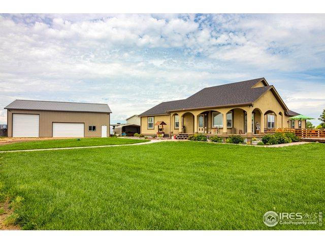 23447 County Road 35, La Salle, CO 80645 (MLS #887484) :: 8z Real Estate