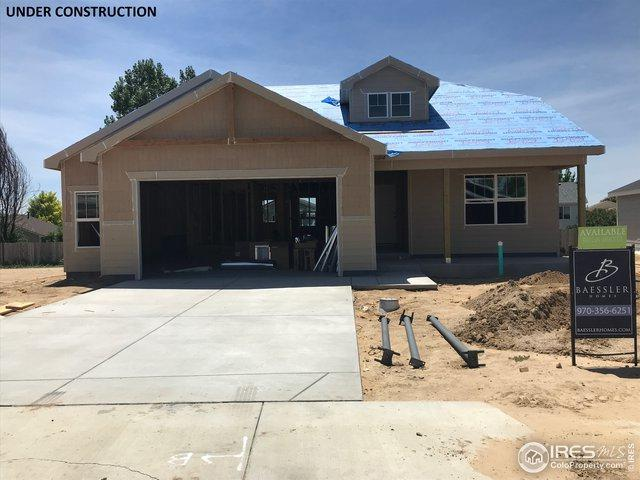 3012 Canvasback Ct, Evans, CO 80620 (MLS #887689) :: Tracy's Team