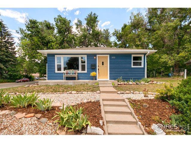 300 Parker St, Fort Collins, CO 80525 (MLS #887720) :: Hub Real Estate