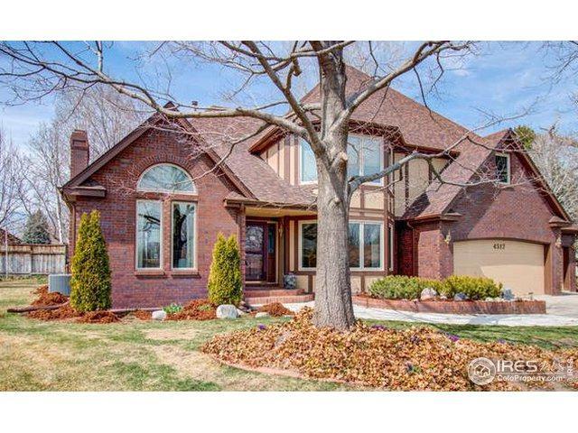 4517 W 21st St Dr, Greeley, CO 80634 (MLS #887782) :: Kittle Real Estate
