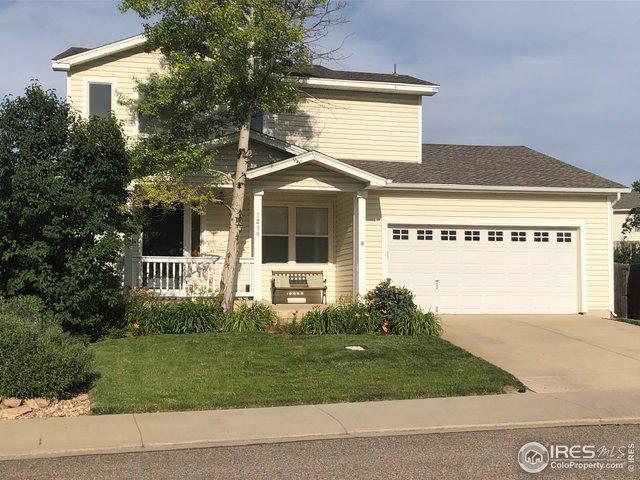 1239 Trout Creek Cir, Longmont, CO 80504 (#887943) :: The Griffith Home Team