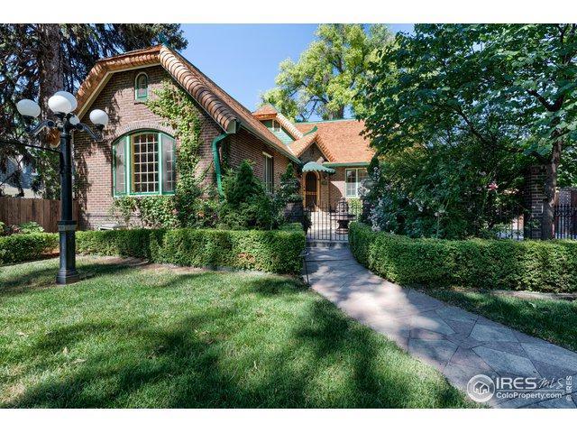 1315 Remington St, Fort Collins, CO 80524 (#888037) :: HomePopper