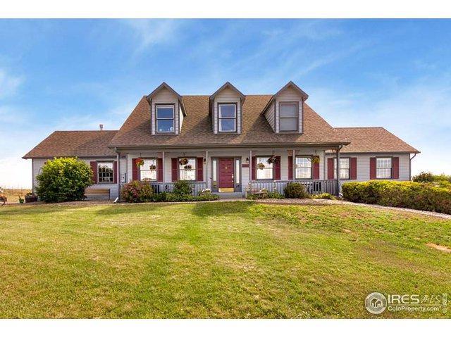 716 Maureen Dr, Berthoud, CO 80513 (MLS #888049) :: 8z Real Estate