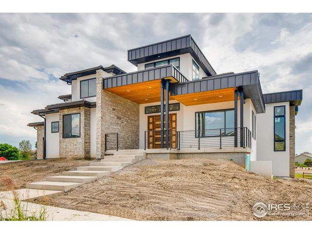 1068 Greens Pl, Erie, CO 80516 (#888091) :: The Griffith Home Team