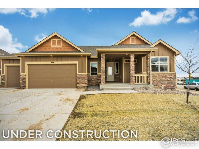 1523 Wavecrest Dr, Severance, CO 80550 (MLS #888111) :: Kittle Real Estate