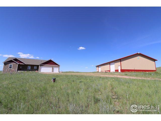 1464 Great Twins Rd, Livermore, CO 80536 (#888124) :: James Crocker Team