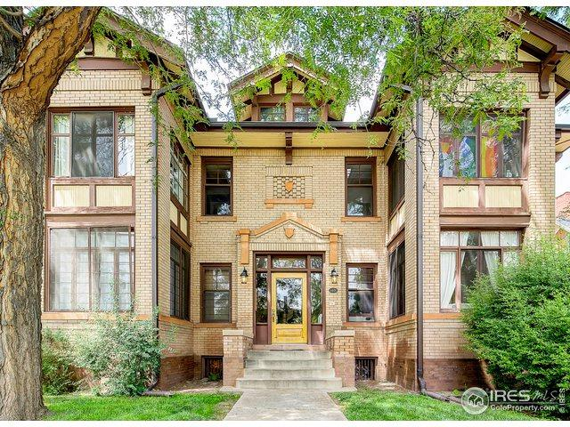 1401 Fillmore St #4, Denver, CO 80206 (MLS #888170) :: J2 Real Estate Group at Remax Alliance