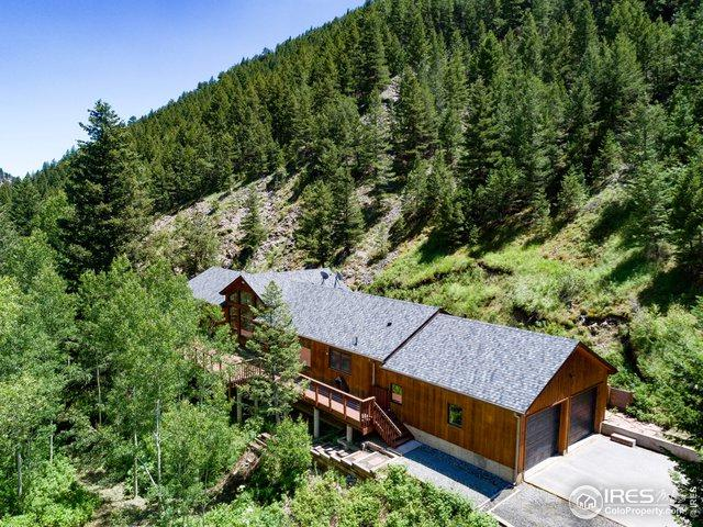 9685 Fourmile Canyon Dr, Boulder, CO 80302 (MLS #888464) :: J2 Real Estate Group at Remax Alliance
