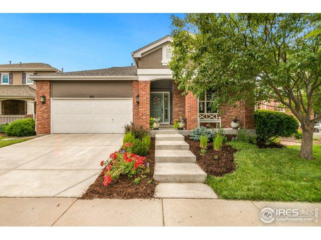 982 Spruce St, Denver, CO 80230 (MLS #888516) :: 8z Real Estate