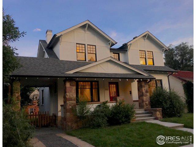 2132 Pine St, Boulder, CO 80302 (MLS #888683) :: 8z Real Estate