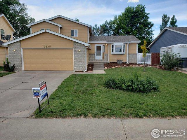2225 41st Ave, Greeley, CO 80634 (MLS #888736) :: Colorado Home Finder Realty