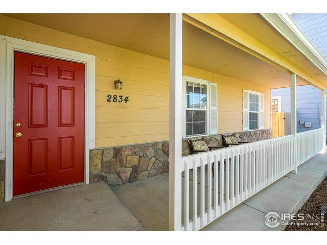 2834 40th Ave, Greeley, CO 80634 (MLS #888768) :: Hub Real Estate