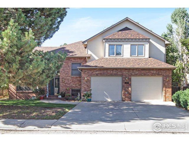 4509 23rd St, Greeley, CO 80634 (MLS #888807) :: Tracy's Team