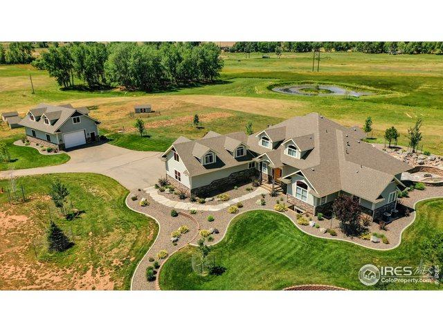943 N County Road 29, Loveland, CO 80537 (MLS #888903) :: Keller Williams Realty