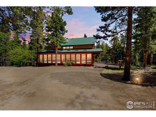 52 Cody Trl, Ward, CO 80481 (MLS #888920) :: 8z Real Estate