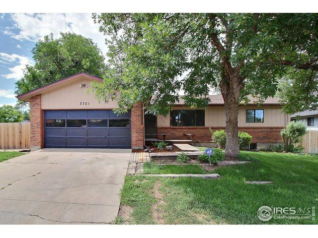 2721 33rd Ave Pl, Greeley, CO 80634 (MLS #889187) :: 8z Real Estate