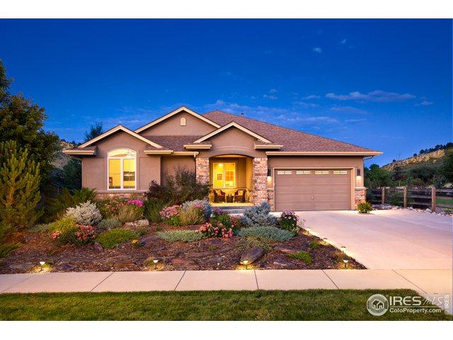 332 Mcconnell Dr, Lyons, CO 80540 (MLS #889247) :: 8z Real Estate