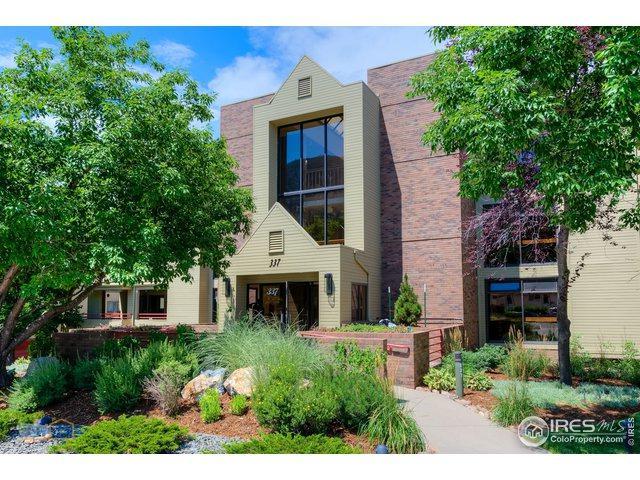 337 Arapahoe Ave #201, Boulder, CO 80302 (MLS #889272) :: June's Team