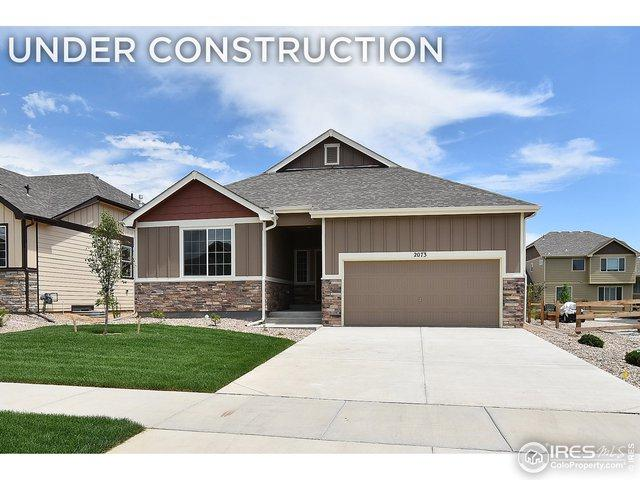 1736 Bright Shore Way, Severance, CO 80550 (MLS #889608) :: Kittle Real Estate
